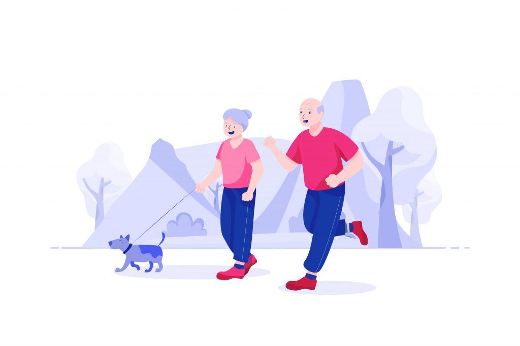 Envelhecimento pós-Covid: como ficam os idosos que tiveram a infecção?