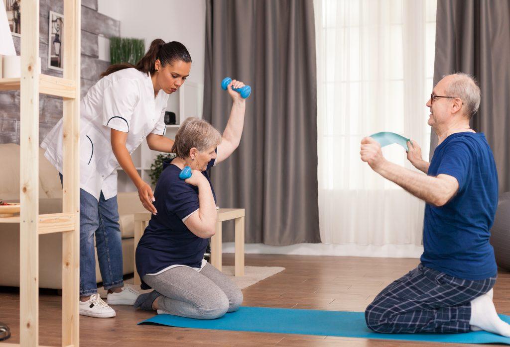 O Papel da fisioterapia na recuperação de pacientes pós-Covid-19